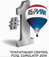 RE/MAX IMAGINE INC., Agence immobilière