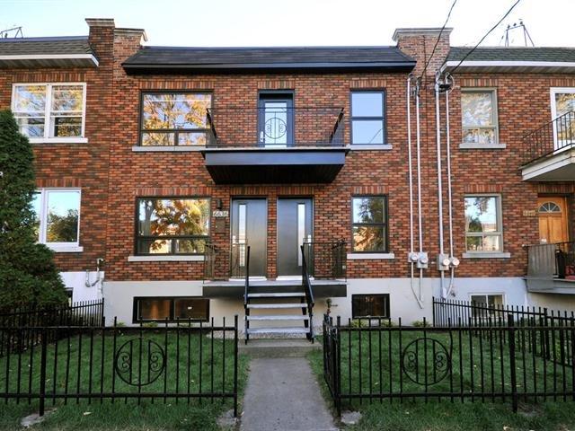 Maison à étages à vendre Montréal (Rosemont/La Petite-Patrie) - 6636, Rue Chabot