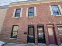 Two or more storey for sale Montréal (Le Plateau-Mont-Royal) / Mile-End - 172-174, Av. Fairmount E.