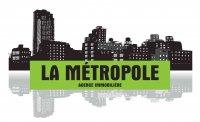LA MÉTROPOLE, Agence immobilière